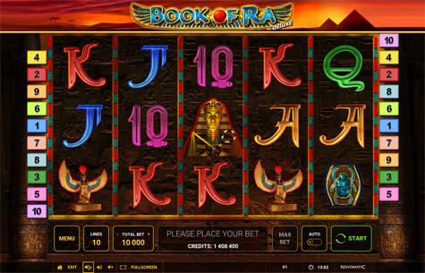 Besten Online Casinos Book Of Ra